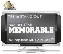 Tips to stand out and become memorable