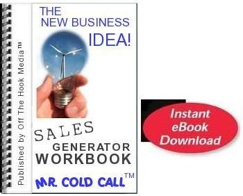 the new business idea sales generator workbook only 29 97
